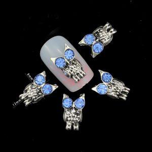 blue owl charms