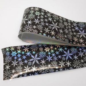 christmas foil large snowflakes