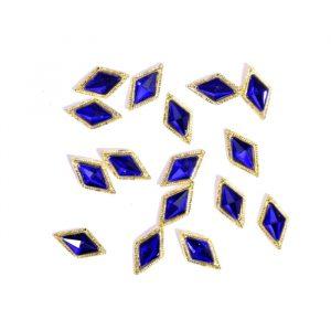 blue diamond crystal