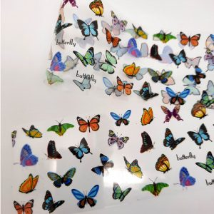 butterfly foil
