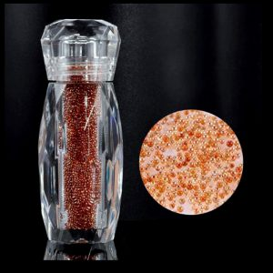 nail caviar beads