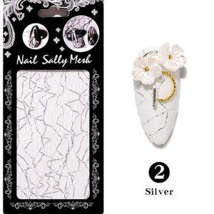 nart mesh silver
