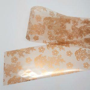 butterscotch gold lave nail foil